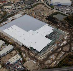 Ocado Warehouse, Kent