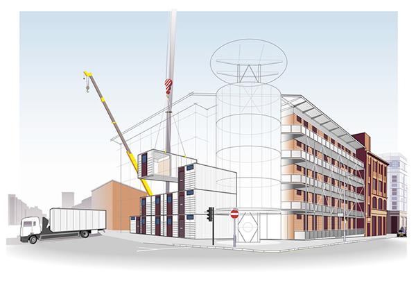 modular sketch