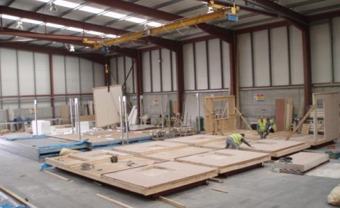 offsite construction factory