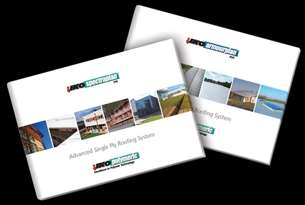 single ply membrane brochures