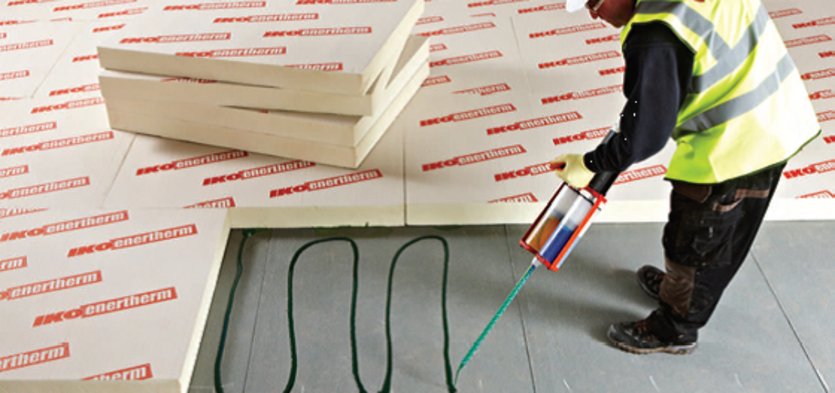 Choosing The Right Adhesives For Single Ply Roofing