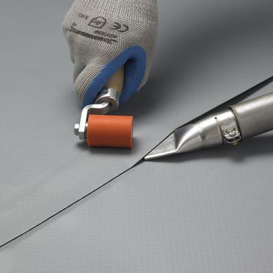 single ply membrane weld