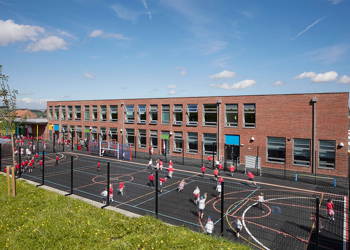 Seventeen Schools One Roofing Supplier For Galliford Try
