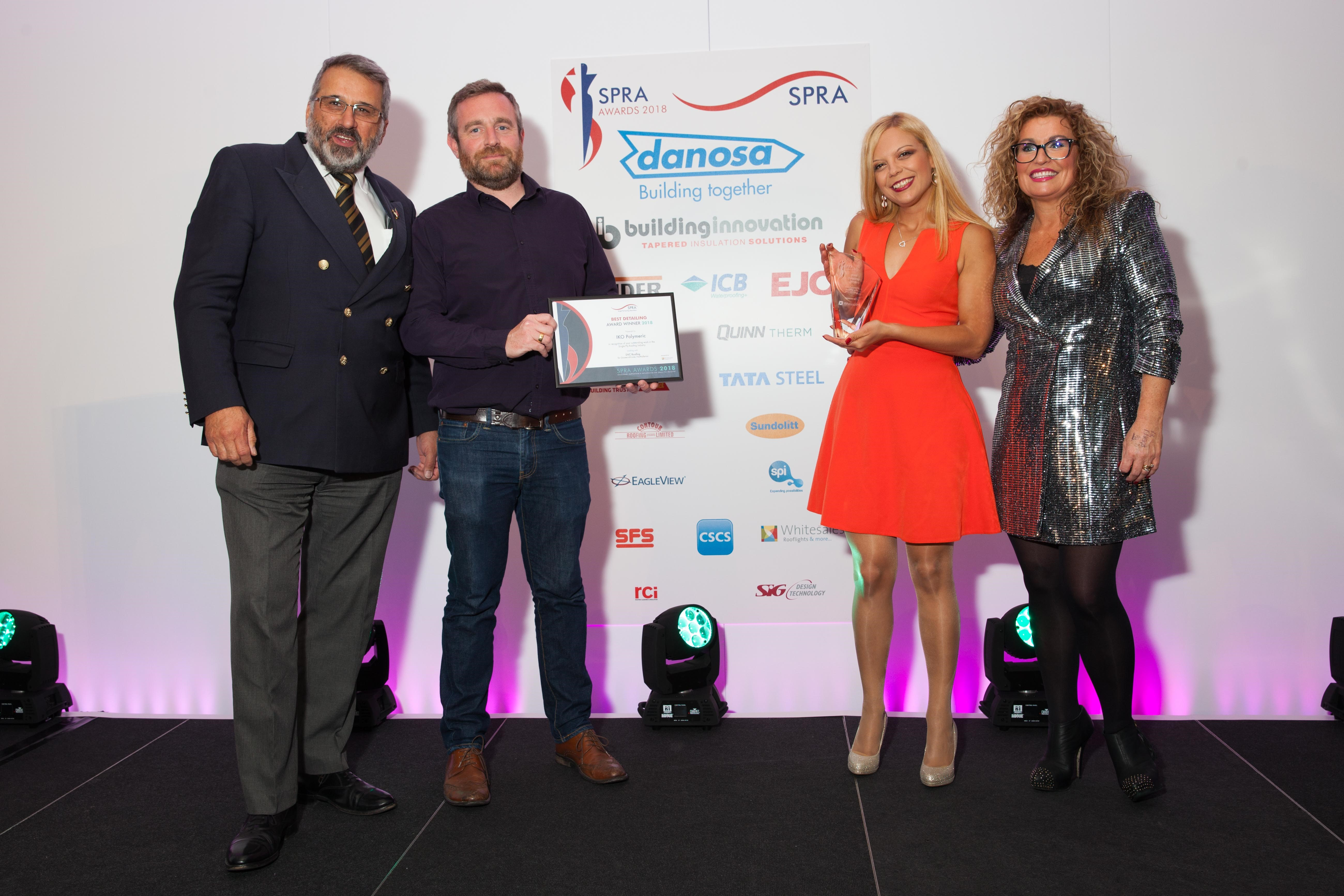 SPRA_Best_Detailing_Award_Winner_ IKO_Polymeric