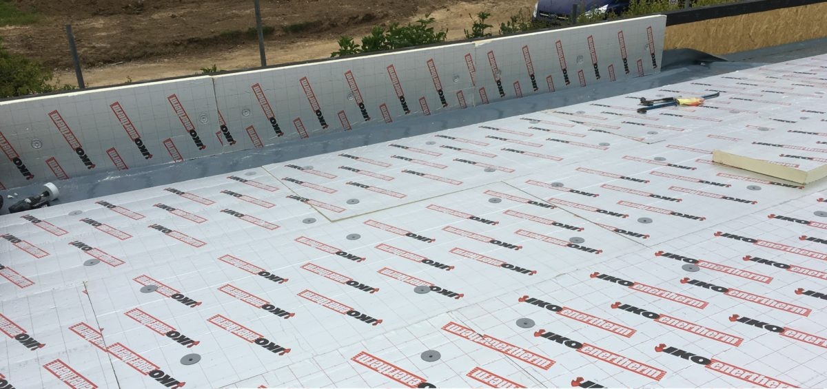 IKO enerthem insulation board