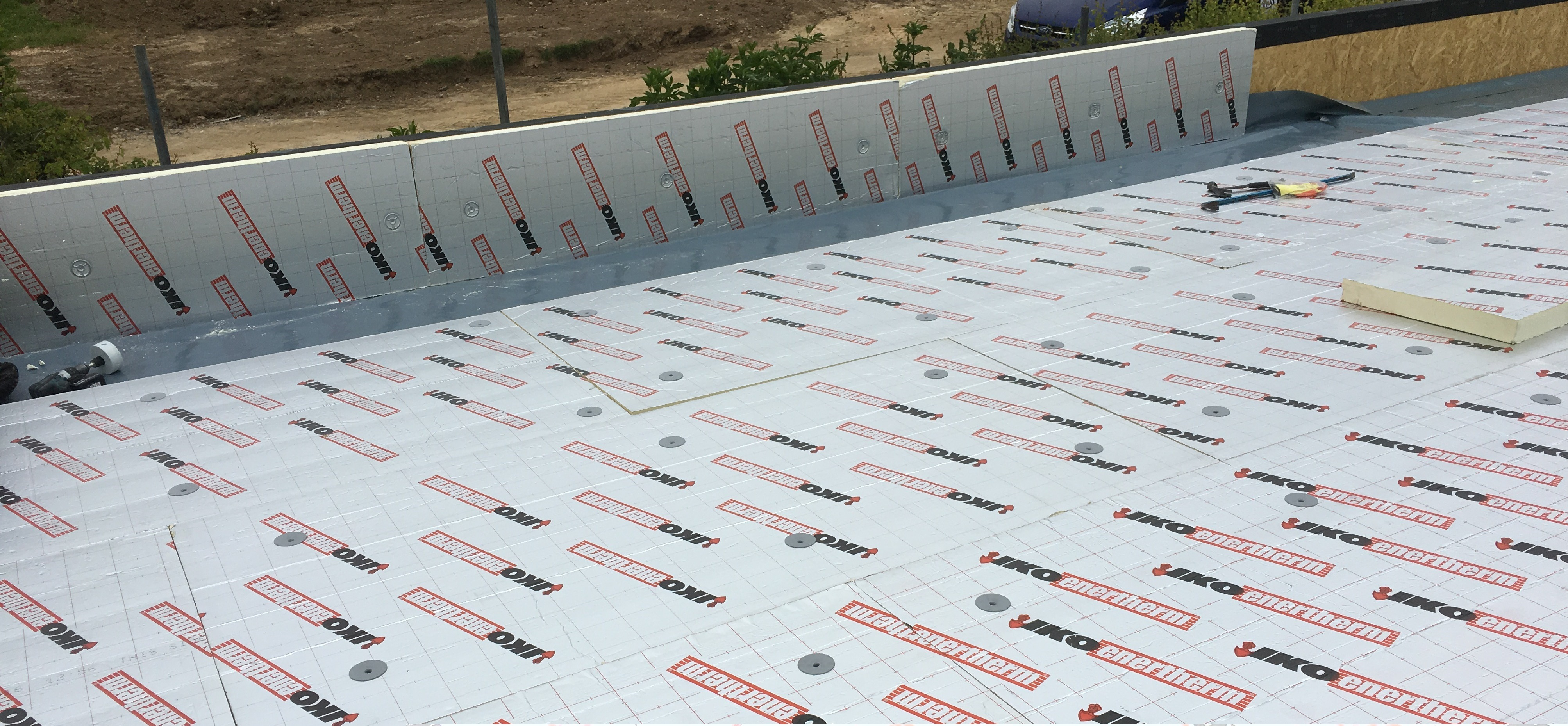 How Long Will A Single Ply Membrane Flat Roof System Last