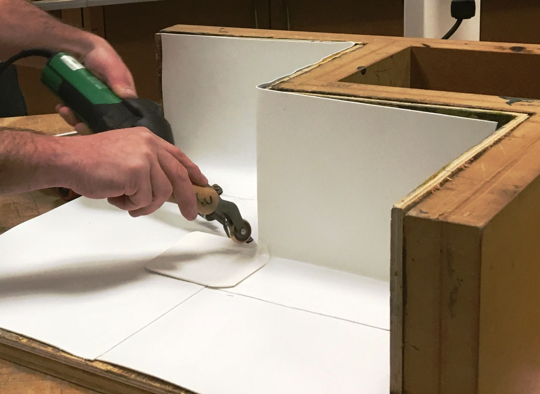 Training welding