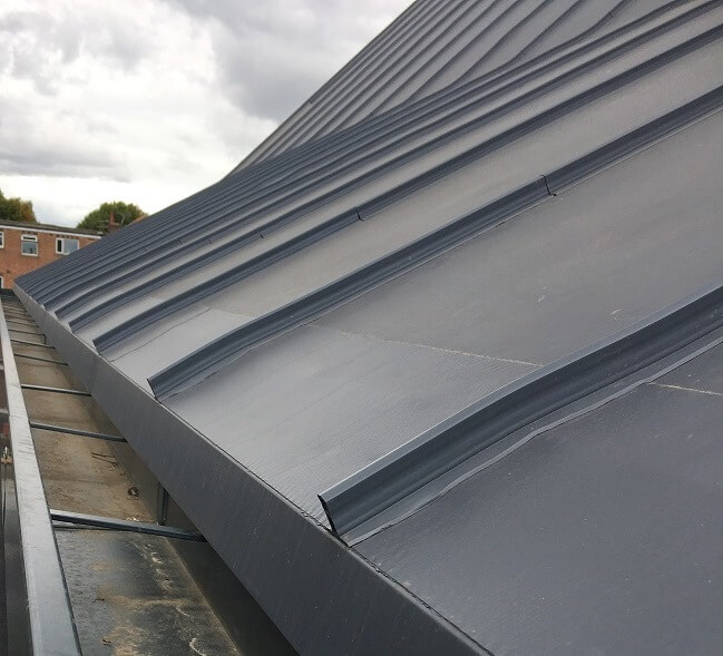 Single Ply Membrane Roofing Cost - 12.300 About Roof