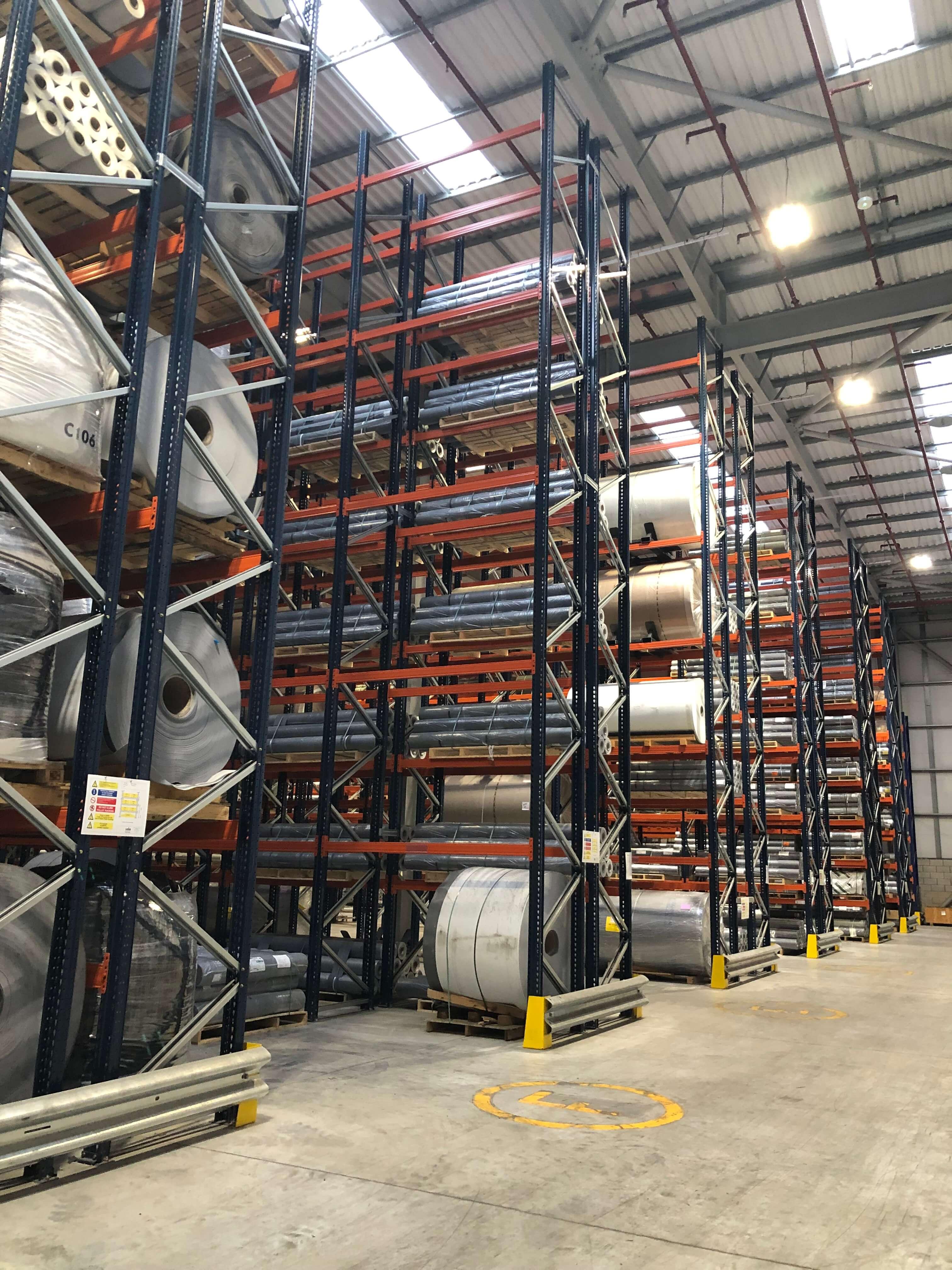 IKO Polymeric Storage